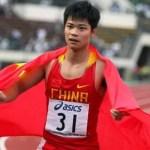 陸上 短距離 100m 200m 60m 室内 アジア記録