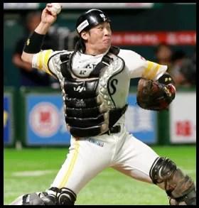 甲斐キャノンとは 甲斐キャノン 由来 意味 ガンダム スピード 精度 ヤバい 福岡ソフトバンクホークス 日本シリーズ 甲斐拓也 捕手 キャッチャー 盗塁阻止 盗塁 名付け親 誰 いつから
