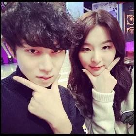 BTS ジミン 彼女  防弾少年団 韓国アーティスト 韓国 アイドル スルギ Red Velvet