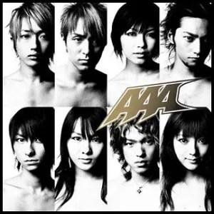 AAA デビュー当時 人気順 メンバーカラー