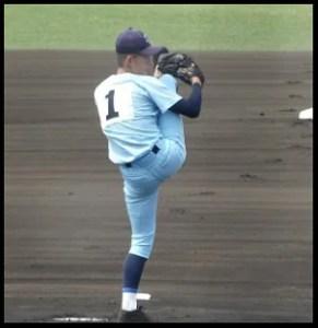 林優樹 近江高校 左投げ チェンジアップ 魔球 投球フォーム 甲子園 京都 滋賀 かわいい ルックス 顔