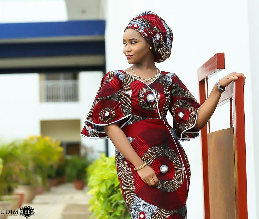 Beautiful Ankara Fabrics And Styles That You Will Like