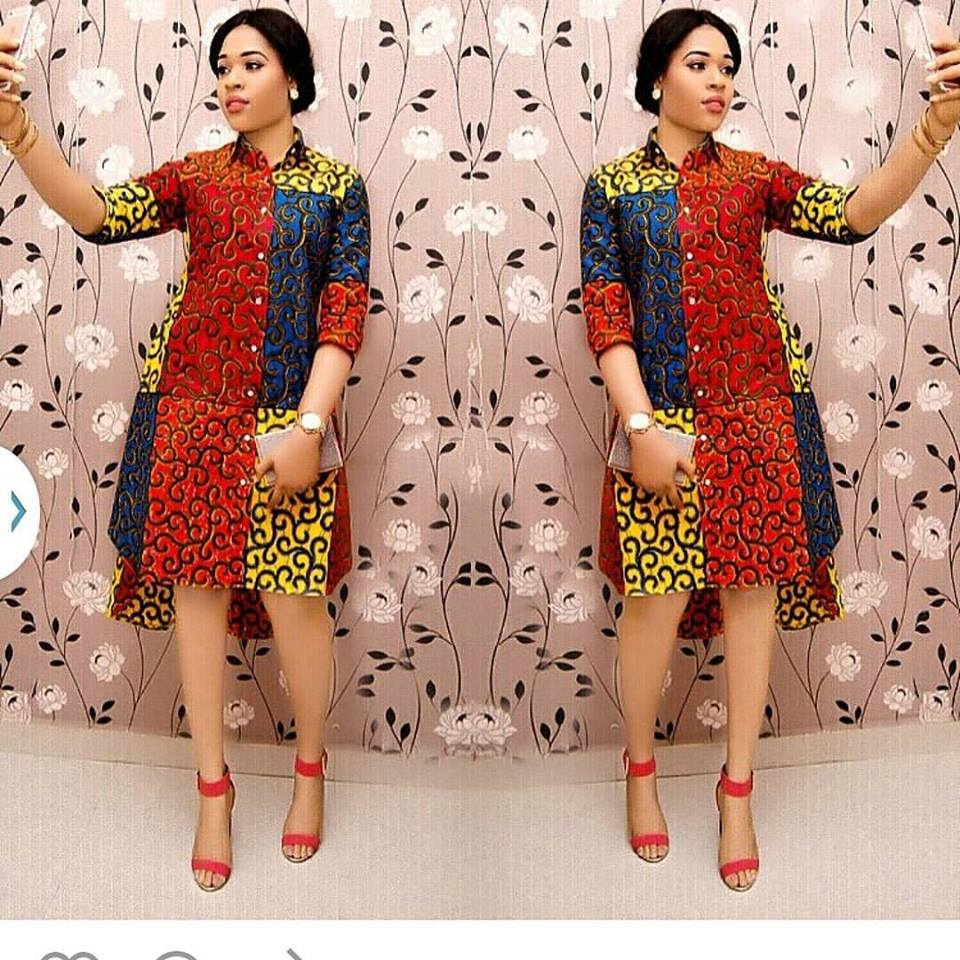 Modern Ankara Styles For Ladies Amazing Collection