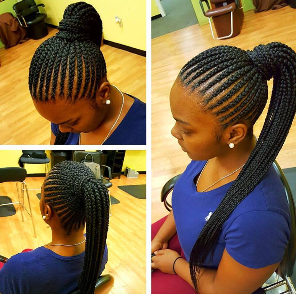10 Disadvantages Of Ghana Braids Hairstyles And How You Can