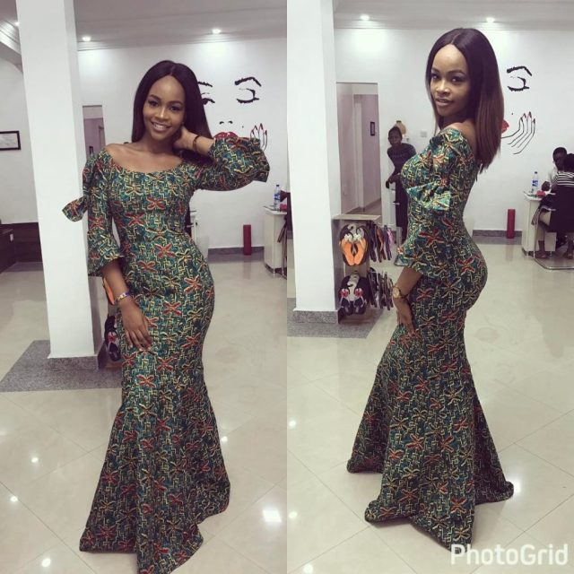 Beautiful And Simple Ankara Gowns Styles We Have Selected For Ladies