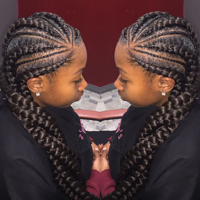 African Hair Braiding Styles Pictures : Creative Hairstyles