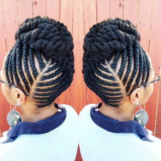 latest ghana weaving hairstyles 10