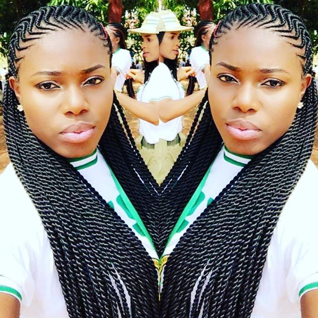 Latest African Cornrows Hairstyles 2018 Cute And Chic Braids
