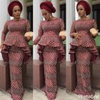 Lace ASO Ebi Style Africans