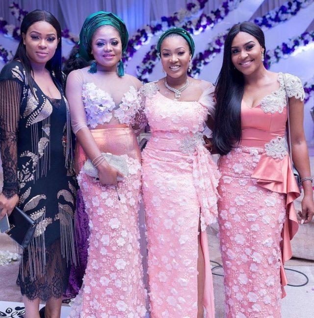 latest aso ebi styles for wedding 7
