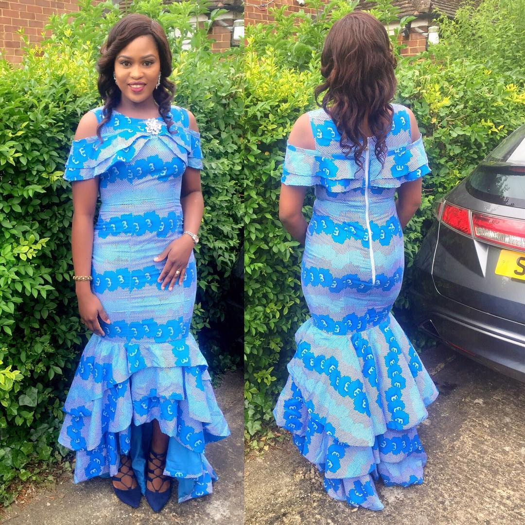Hottest Ankara Gowns Styles That Will Blow Your Mind