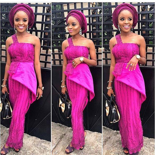 latest aso ebi styles for ladies 6