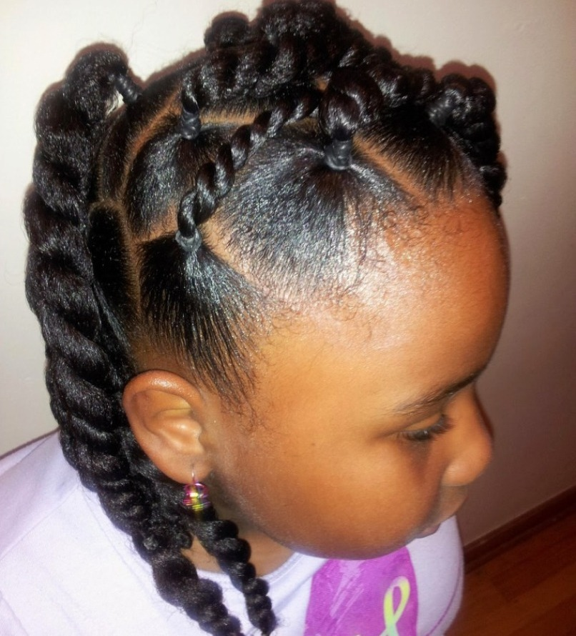 Natural Hairstyles For Kids With Short Hair 2018 Kids Hairstyles