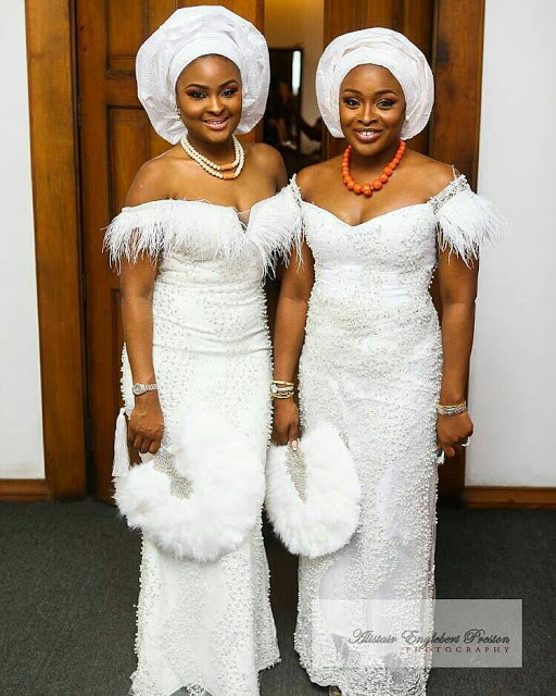 Aso Ebi Styles Lace 2018 : Beautiful Collection for You