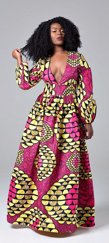 mercy aigbe maxi gown ,