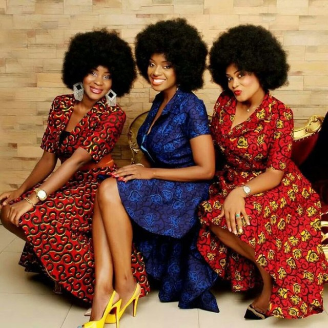 pictures of african dresses