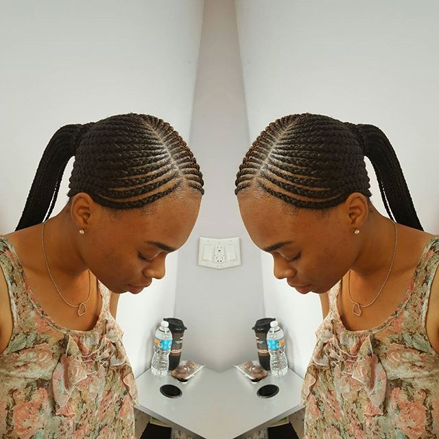 Latest Hair Braiding Styles 2018 7 Latest Ankara Styles 2020 And Information Guide