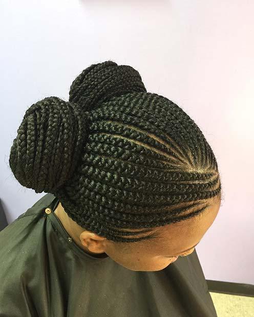 african cornrows designs 2018 5