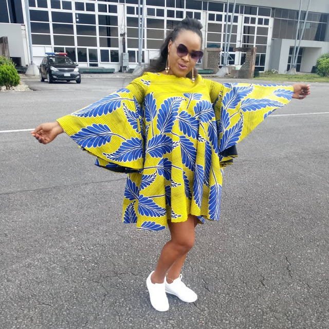 African Maxi Dress Styles 2018
