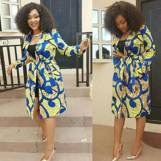 SHORT AFRICAN ANKARA DRESSES