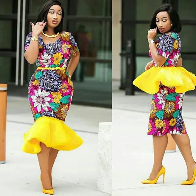 Modern African Dress Designs