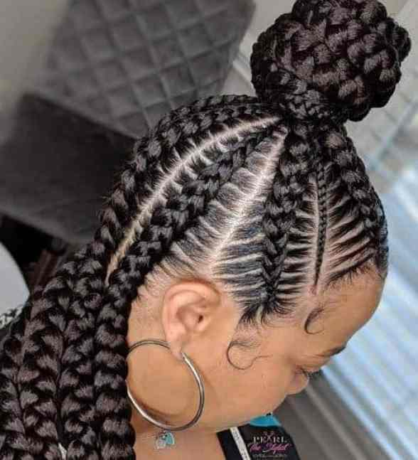 Braids Hairstyles 2020 Pictures You Will Love To Rock