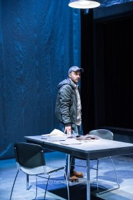Photo of Maboud Ebrahimzadeh as Katurian in The Pillowman.
