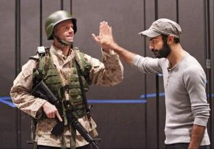 Felipe Cabezas and Maboud Ebrahimzadeh