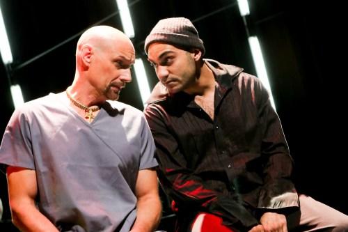 Jim Jorgensen and Maboud Ebrahimzadeh