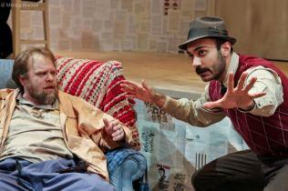 Sasha Olinick and Maboud Ebrahimzadeh