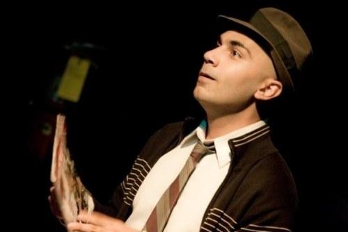 Maboud Ebrahimzadeh as Alexander P.