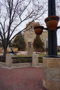 Boulder County Courthouse by day