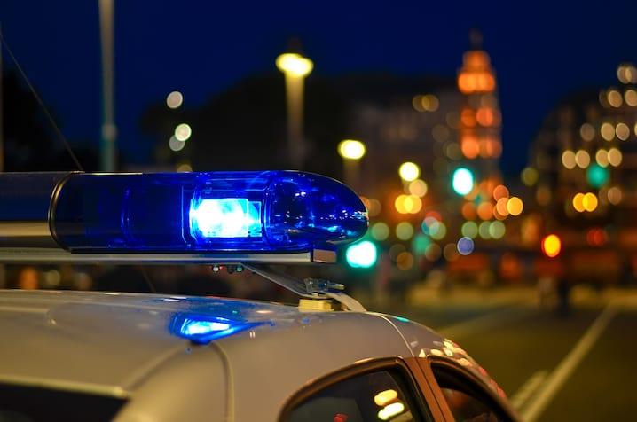Atlanta Police Red Lights Police Pursuits