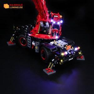 Kit led à câbler pour La grue tout terrain LEGO® Technic 42082