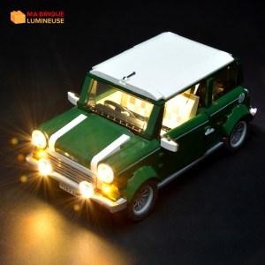 Kit led à câbler pour Mini Cooper LEGO® Creator 10242