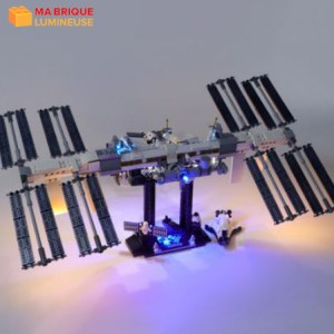 Kit led précâblé pour La station spatiale internationale LEGO® 21321