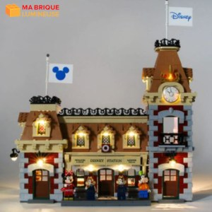 Kit led précâblé pour Le train Disney LEGO®71044