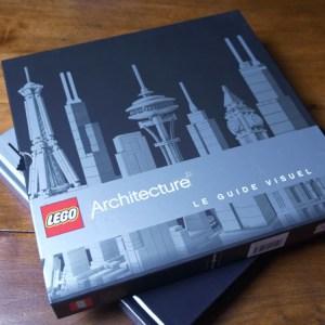 Livre LEGO® Architecture Le Guide Visuel