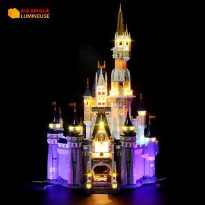 Kit led précâblé pour Le château LEGO® Disney 71040