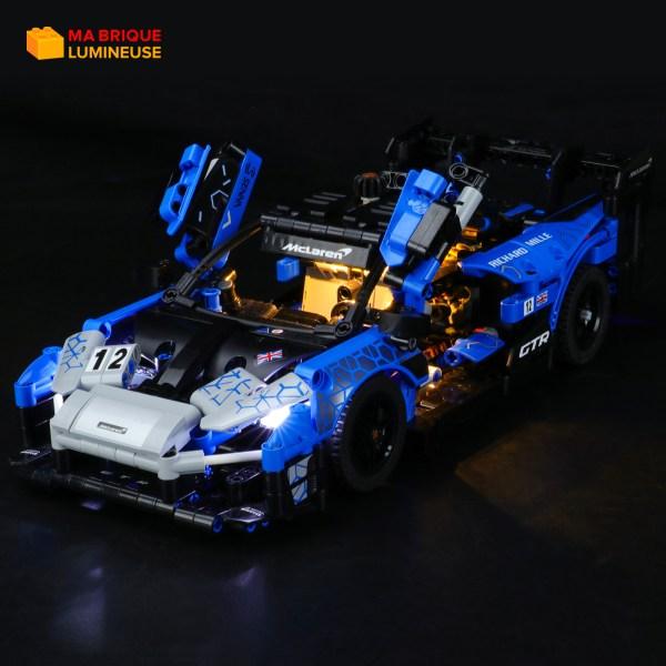 Kit led à câbler Mac Laren Sennna GTR LEGO® Technic 42123 - Ma Brique Lumineuse