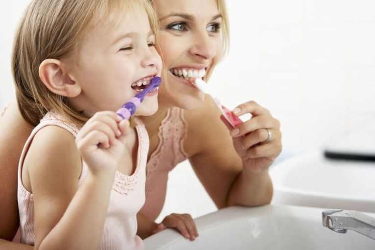Comment bien se brosser les dents