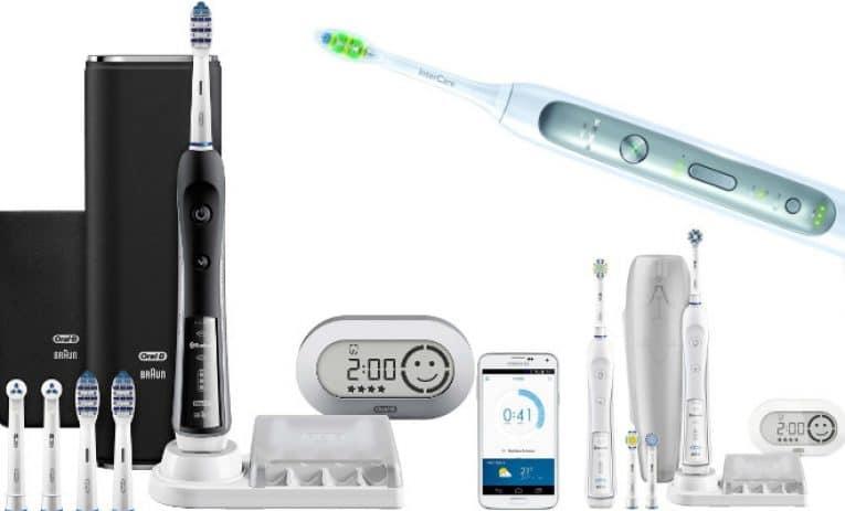 Meilleure Brosse A Dents Electrique Comparatif Modeles 2021
