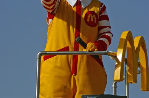 Ronald McDonald Didn't Make Your Kids Fat