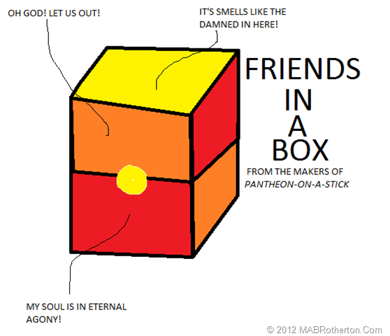 Friends in a Box