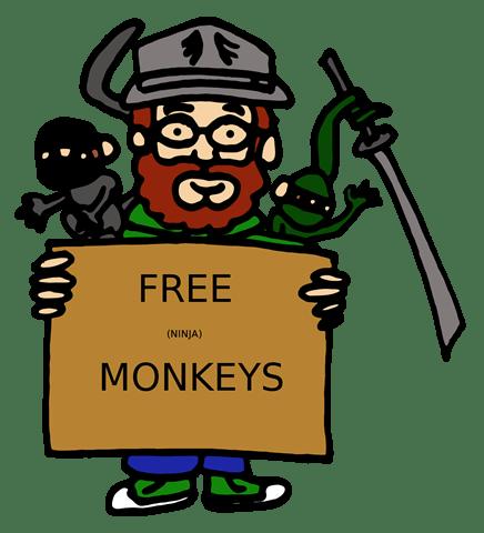 Free-Ninja-Monkeys