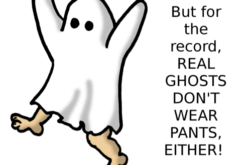 #Doodle – 100 Creatures 4 – Ghost