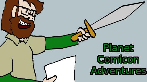 ComiconAdventures