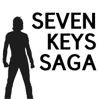 Seven Keys Saga Book 2!