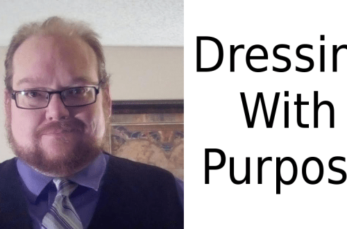 Dressing With Purpose