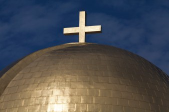 Gold Chapel Dome - Mabry Campbell